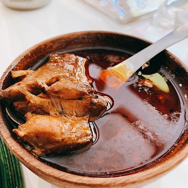 スリランカ料理 クルバドゥ(高岡)さん激辛チキンカレー