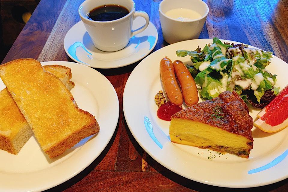 食事が美味&高コスパ!安曇野のおすすめペンション春告鳥(はるつげどり) 朝食