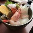 海鮮丼:合掌造りで優雅なランチなら五万石千里山荘さん:富山市婦中